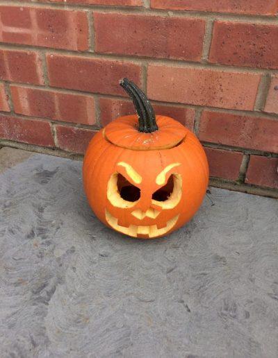 Halloween at Lincoln Holiday Retreat