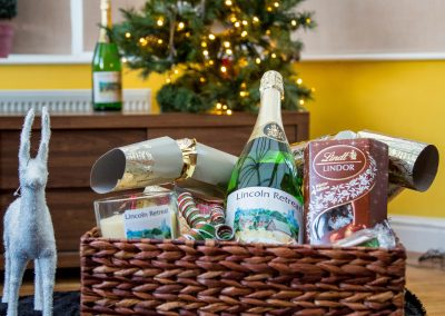 Seasonal hamper